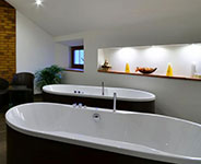 Hydro-massage bathtubs