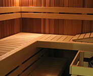 Saunas and showers